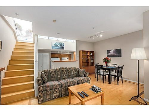 Photo 6: 204 675 7TH Ave W in Vancouver West: Fairview VW Home for sale ()  : MLS® # V1087690