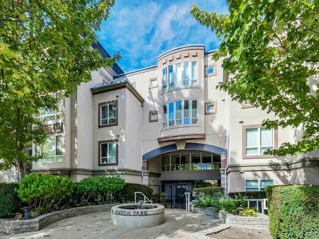 "Main Photo: 301 3235 W 4TH Avenue in Vancouver: Kitsilano Condo for sale in ""Alameda Park"" (Vancouver West)  : MLS® # V1141794"