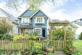 "Main Photo: 2 1724 E 6TH Avenue in Vancouver: Grandview VE House 1/2 Duplex for sale in ""COMMERCIAL DRIVE"" (Vancouver East)  : MLS(r) # R2055738"