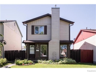 Main Photo: 172 Northcliffe Drive in Winnipeg: Transcona Residential for sale (North East Winnipeg)  : MLS(r) # 1615929