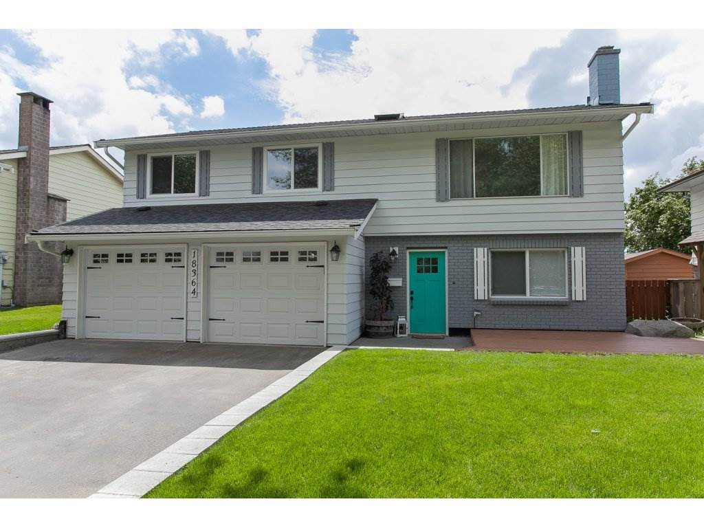 Main Photo: 18364 58B Avenue in Surrey: Cloverdale BC House for sale (Cloverdale)  : MLS® # R2088572