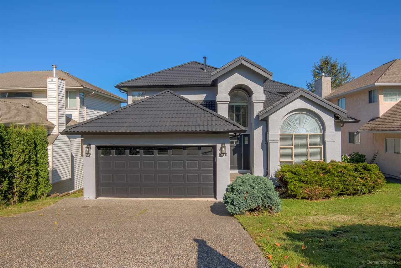Main Photo: 1065 WINDWARD Drive in Coquitlam: Ranch Park House for sale : MLS® # R2113825