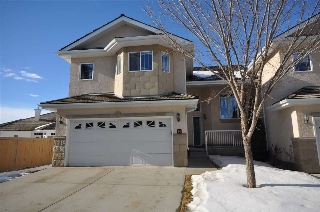 Main Photo: 20 577 BUTTERWORTH Way in Edmonton: Zone 14 House Half Duplex for sale : MLS(r) # E4052774