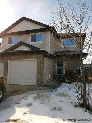 Main Photo: : St. Albert House Half Duplex for sale : MLS(r) # E4056634