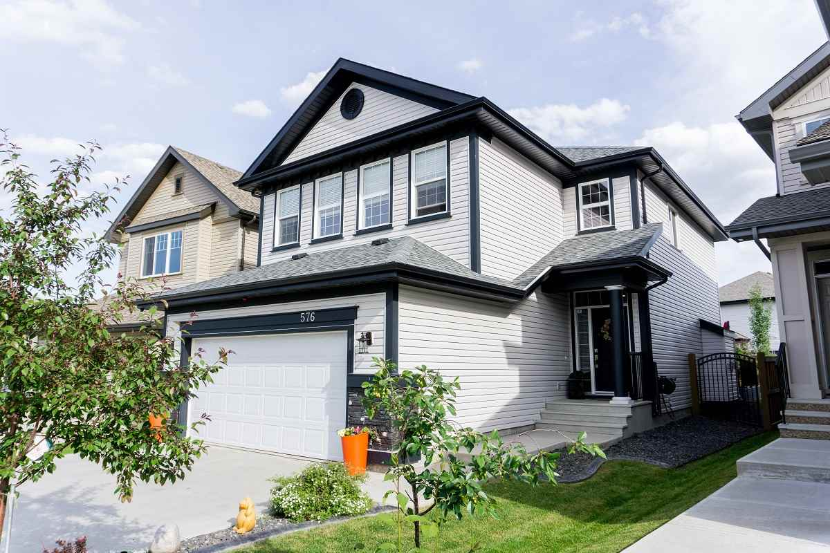 Main Photo: 576 MCDONOUGH Way in Edmonton: Zone 03 House for sale : MLS(r) # E4070912