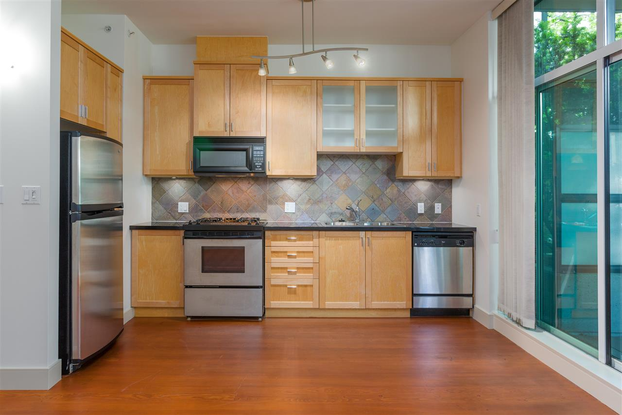 "Photo 2: 102 8988 HUDSON Street in Vancouver: Marpole Condo for sale in ""RETRO"" (Vancouver West)  : MLS(r) # R2184157"