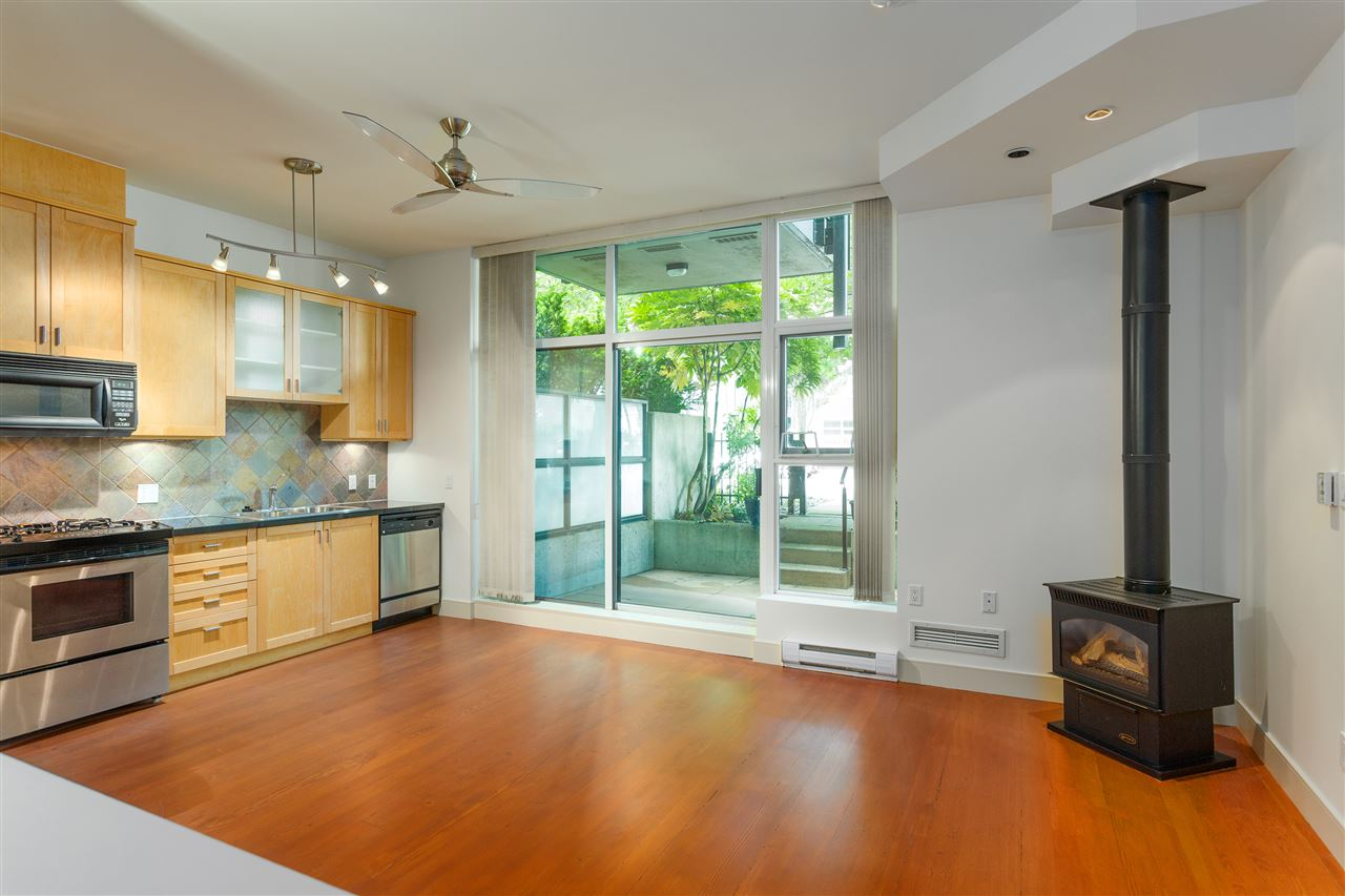 "Photo 7: 102 8988 HUDSON Street in Vancouver: Marpole Condo for sale in ""RETRO"" (Vancouver West)  : MLS(r) # R2184157"