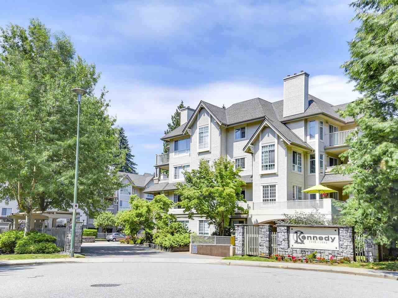 Main Photo: 214 1242 TOWN CENTRE Boulevard in Coquitlam: Canyon Springs Condo for sale : MLS® # R2186409