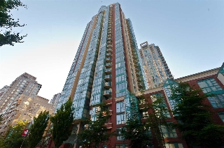 "Main Photo: 2706 939 HOMER Street in Vancouver: Yaletown Condo for sale in ""PINNACLE"" (Vancouver West)  : MLS® # R2192019"