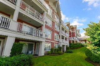 "Main Photo: 106 6440 194 Street in Surrey: Clayton Condo for sale in ""WATERSTONE - PROMENADE"" (Cloverdale)  : MLS® # R2198464"