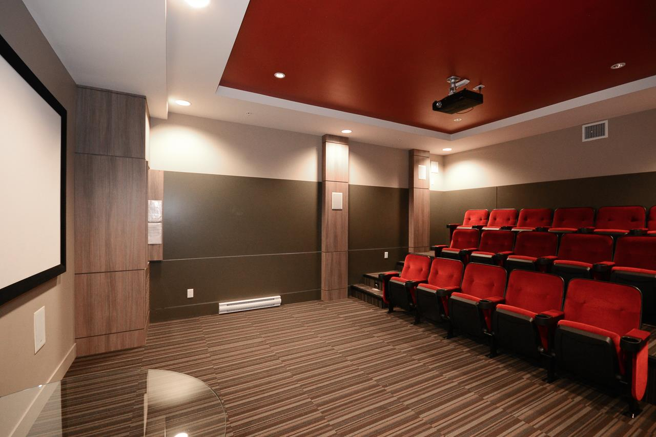 17 seat theater