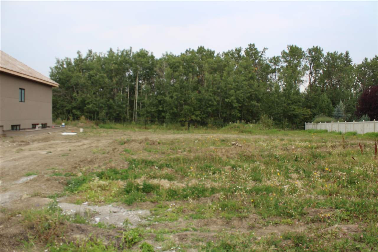 Main Photo: 2408 Cameron Ravine Drive SW in Edmonton: Zone 20 Vacant Lot for sale : MLS® # E4080253