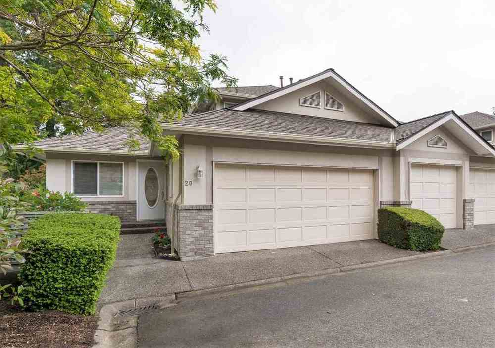 Main Photo: 20 15099 28 AVENUE in South Surrey White Rock: Home for sale : MLS® # R2073640
