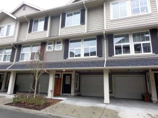 "Main Photo: 66 20831 70 Avenue in Langley: Willoughby Heights Townhouse for sale in ""RADIUS MILNER HEIGHTS"" : MLS® # R2220131"