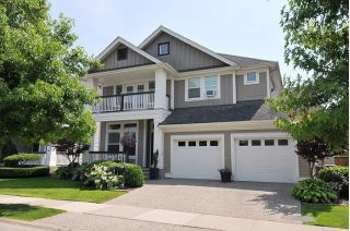 "Main Photo: 19442 THORBURN Way in Pitt Meadows: South Meadows House for sale in ""Rivers Edge"" : MLS® # R2223531"