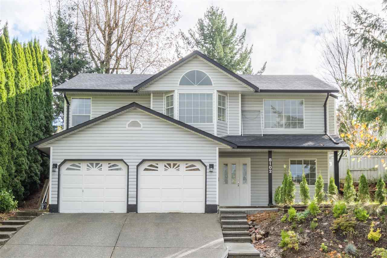 Main Photo: 8102 KNIGHT Avenue in Mission: Mission BC House for sale : MLS® # R2223698