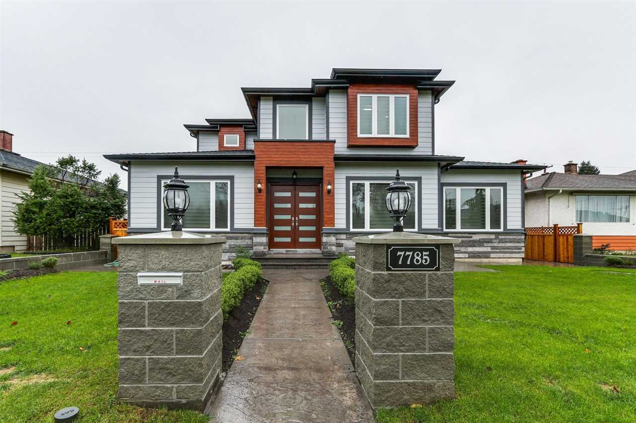 Main Photo: 7785 TAYLOR Place in Burnaby: The Crest House for sale (Burnaby East)  : MLS®# R2224234