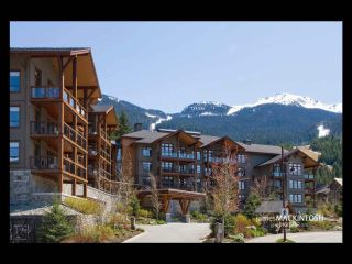 "Main Photo: 105D 2020 LONDON Lane in Whistler: Whistler Creek Condo for sale in ""Evolution"" : MLS® # R2230353"