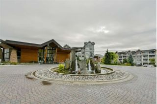 "Main Photo: 416 6460 194 Street in Surrey: Clayton Condo for sale in ""WATERSTONE"" (Cloverdale)  : MLS® # R2230203"