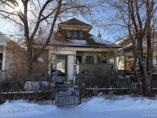 Main Photo: 350 Martin Avenue West in Winnipeg: East Kildonan Residential for sale (3A)  : MLS® # 1803374