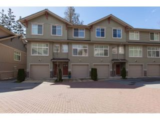 "Main Photo: 5 20967 76 Avenue in Langley: Willoughby Heights Townhouse for sale in ""NATURE'S WALK"" : MLS®# R2255141"