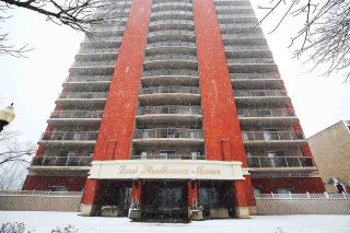 Main Photo: 504 10649 SASKATCHEWAN Drive NW in Edmonton: Zone 15 Condo for sale : MLS®# E4105799