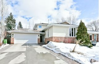 Main Photo: 4 WASHINGTON Place: St. Albert House for sale : MLS®# E4105857