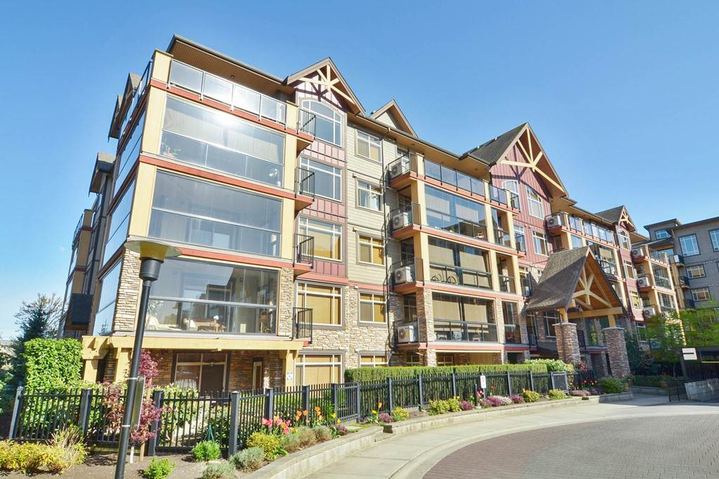 "Main Photo: 191 8288 207A Street in Langley: Willoughby Heights Condo for sale in ""Yorkson Creek"" : MLS®# R2262181"