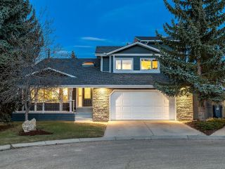 Main Photo: 16 COACH GATE Court SW in Calgary: Coach Hill House for sale : MLS®# C4184031