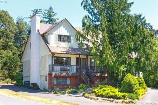 Main Photo: 983 Taine Place in VICTORIA: SE Quadra Strata Duplex Unit for sale (Saanich East)  : MLS®# 395589