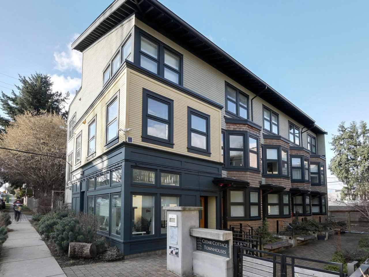 FEATURED LISTING: 1775 20TH Avenue East Vancouver