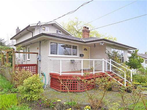 Main Photo: 966 Snowdrop Avenue in VICTORIA: SW Marigold Residential for sale (Saanich West)  : MLS(r) # 322574