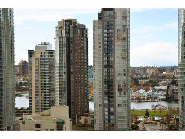 Photo 14: # 1802 1280 RICHARDS ST in Vancouver: Yaletown Condo for sale (Vancouver West)  : MLS® # V1014823