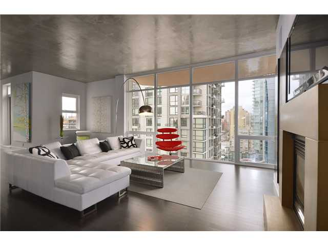 Photo 4: # 1802 1280 RICHARDS ST in Vancouver: Yaletown Condo for sale (Vancouver West)  : MLS® # V1014823