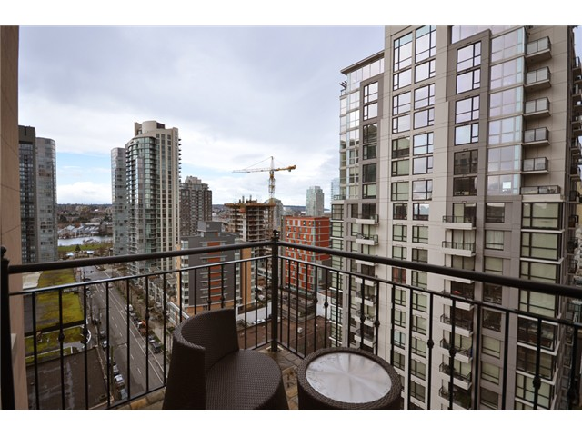 Photo 13: # 1802 1280 RICHARDS ST in Vancouver: Yaletown Condo for sale (Vancouver West)  : MLS® # V1014823