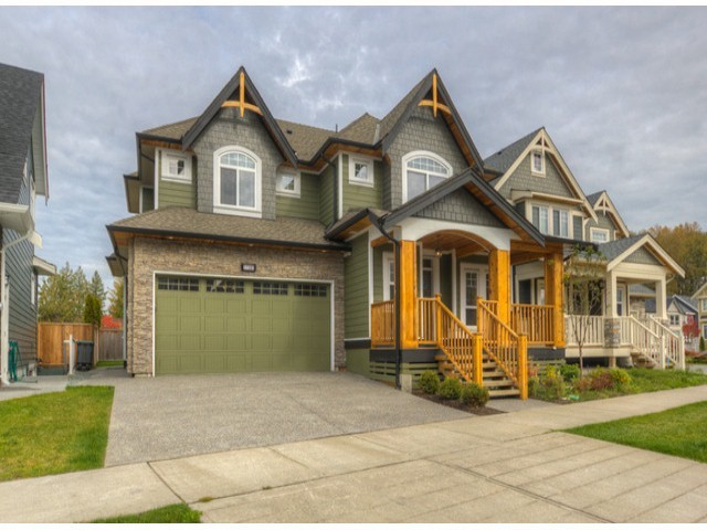 Main Photo: 17383 1ST AV in Surrey: Pacific Douglas House for sale (South Surrey White Rock)  : MLS®# F1324725