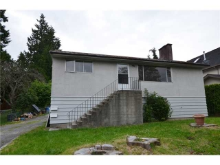 Main Photo: 713 DOGWOOD Street in Coquitlam: Coquitlam West House for sale : MLS® # V1097681