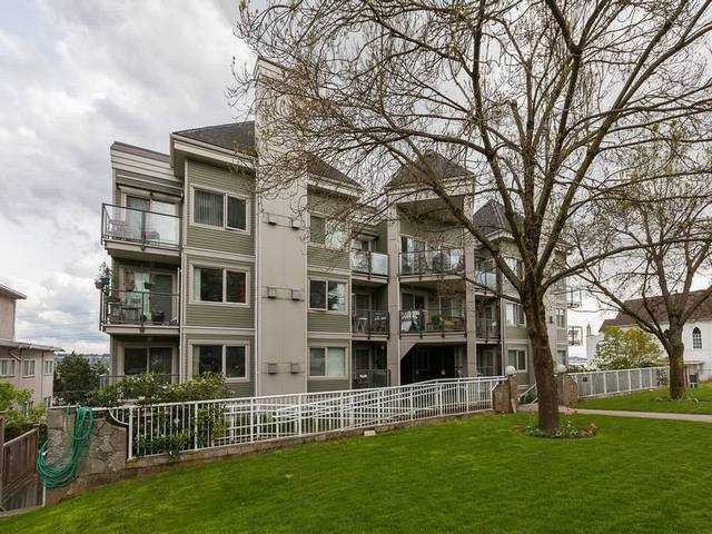 "Main Photo: 101 210 CARNARVON Street in New Westminster: Downtown NW Condo for sale in ""HILLSIDE HEIGHTS"" : MLS®# V1101565"