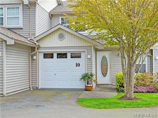 Main Photo: 10 2563 Millstream Road in VICTORIA: La Mill Hill Townhouse for sale (Langford)  : MLS® # 349149