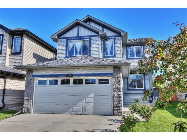 Main Photo: 206 CRANFIELD Gardens SE in Calgary: Cranston House for sale : MLS® # C4017596