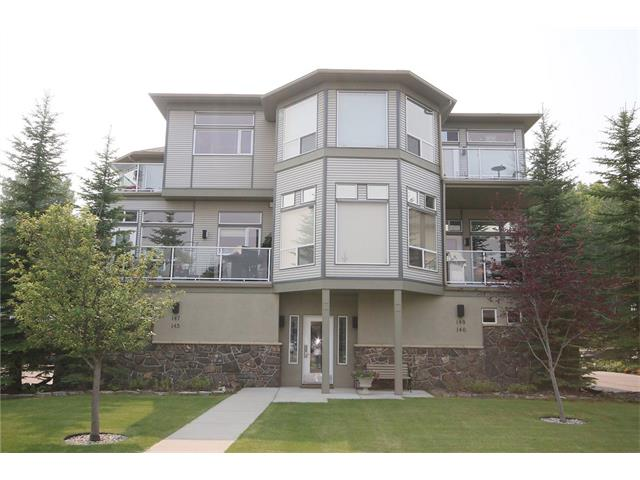 Main Photo: 147 CRAWFORD Drive: Cochrane Condo for sale : MLS(r) # C4028154