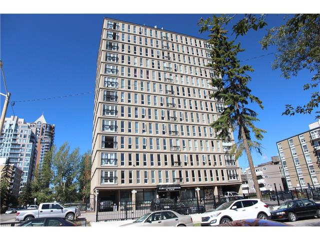 Main Photo: 502 706 15 Avenue SW in Calgary: Beltline Condo for sale : MLS® # C4035108