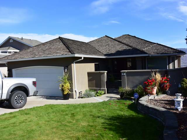 Main Photo: Map location: 56 ARROWSTONE DRIVE in : Sahali House for sale (Kamloops)  : MLS® # 131279