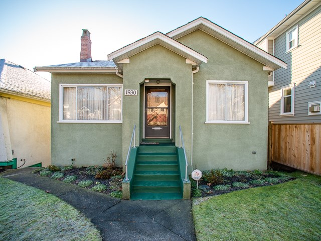 Main Photo: 1930 E 8TH Avenue in Vancouver: Grandview VE House for sale (Vancouver East)  : MLS(r) # R2018099