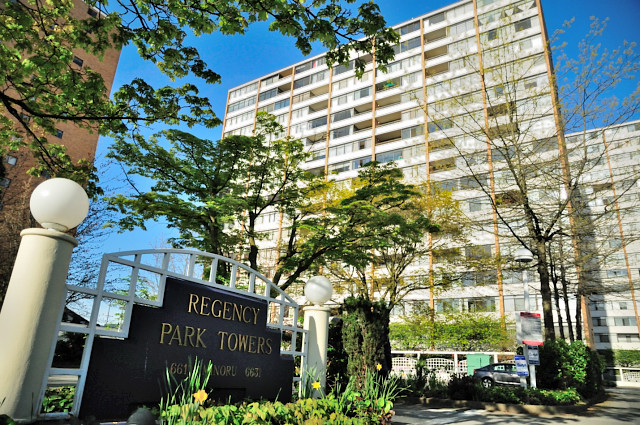 "Main Photo: 1305 6631 MINORU Boulevard in Richmond: Brighouse Condo for sale in ""PARK TOWERS"" : MLS(r) # R2054665"