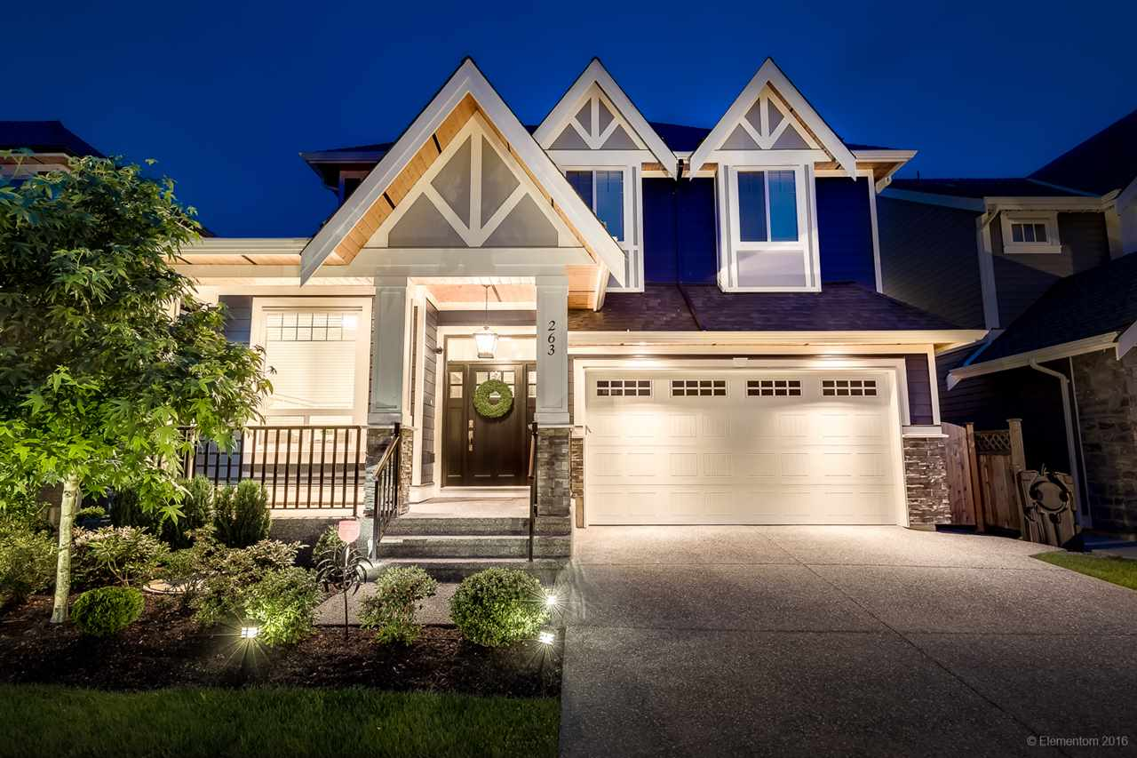 "Main Photo: 263 174 Street in Surrey: Pacific Douglas House for sale in ""SUMMERFIELD"" (South Surrey White Rock)  : MLS® # R2076007"