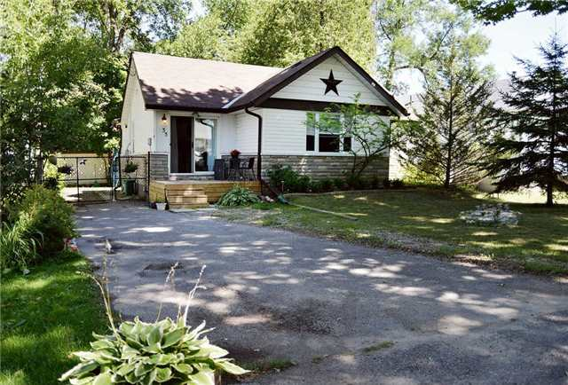 Main Photo: 35 Franklin Beach in Georgina: Sutton & Jackson's Point House (Bungalow) for sale : MLS®# N3573177