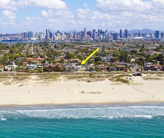 Main Photo: CORONADO VILLAGE House for sale : 7 bedrooms : 535 Ocean Blvd in Coronado