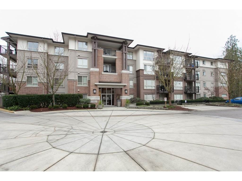 "Main Photo: 206 11667 HANEY Bypass in Maple Ridge: West Central Condo for sale in ""Haney's Landing"" : MLS®# R2125821"