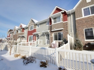 Main Photo: 100 655 Tamarack Road in Edmonton: Zone 30 Townhouse for sale : MLS(r) # E4054149
